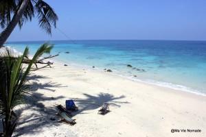 L'île de Weh, au nord de Sumatra, en Indonésie