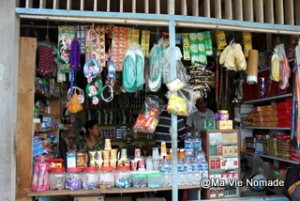 La boutique de Mus à Dekai