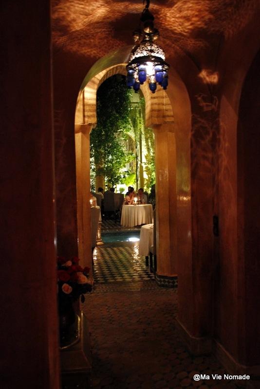 un des couloirs du Yacout