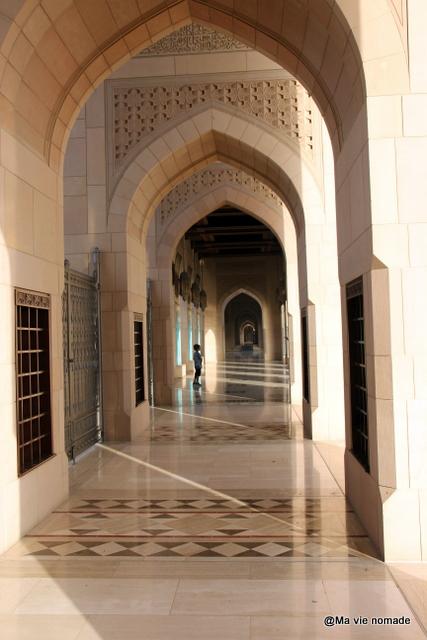 grande mosquée de Mascate