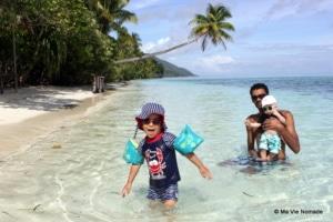 raja ampat - pulau kri - Indonésie